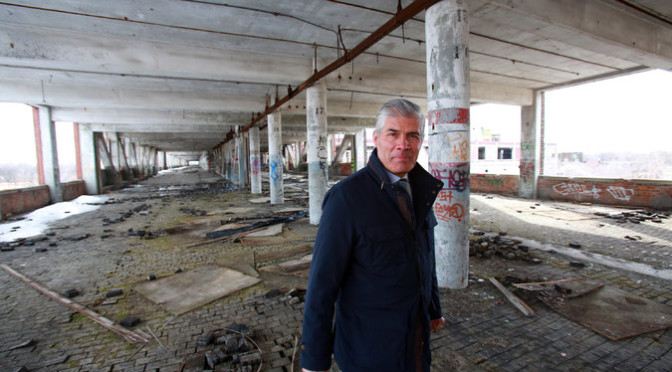 Developer From Peru Has Eye on Detroit